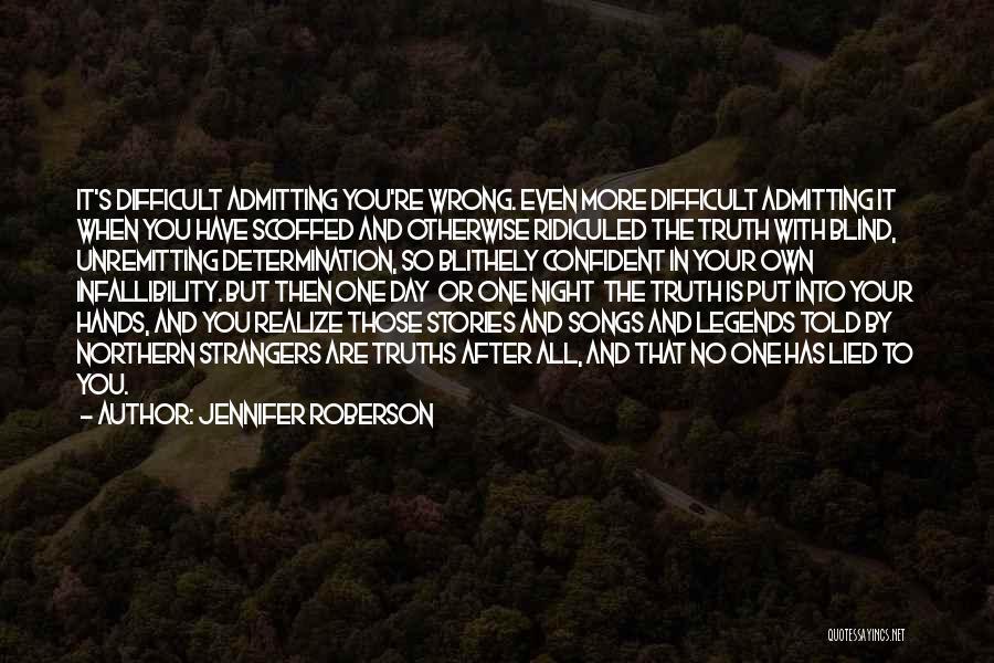Jennifer Roberson Quotes 1196585
