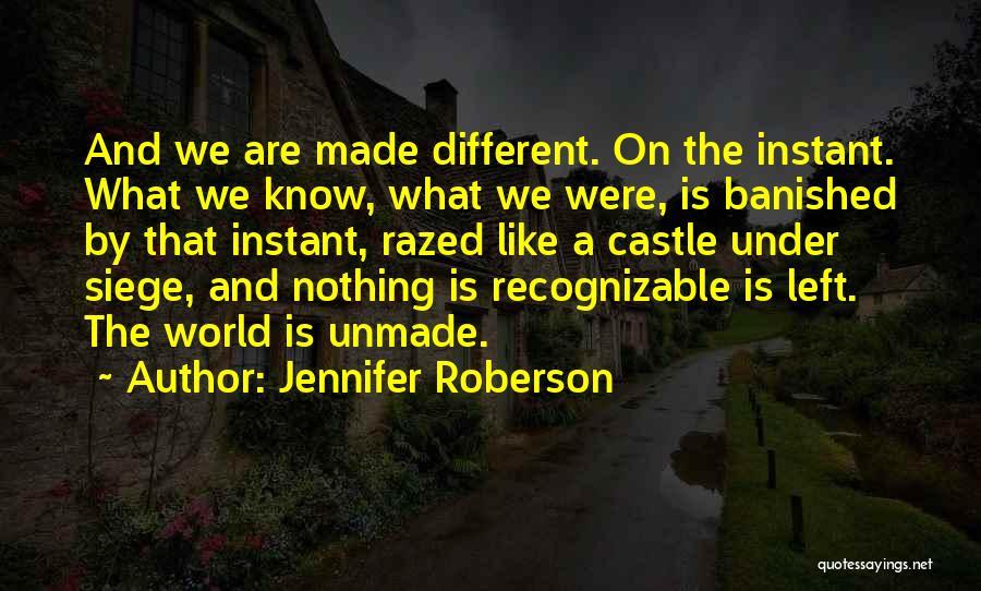 Jennifer Roberson Quotes 866956