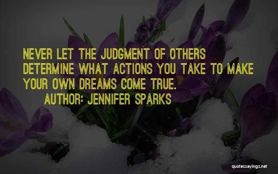 Jennifer Sparks Quotes 789877