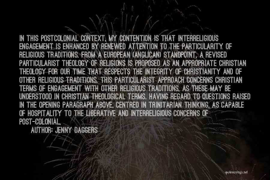 Jenny Daggers Quotes 162405