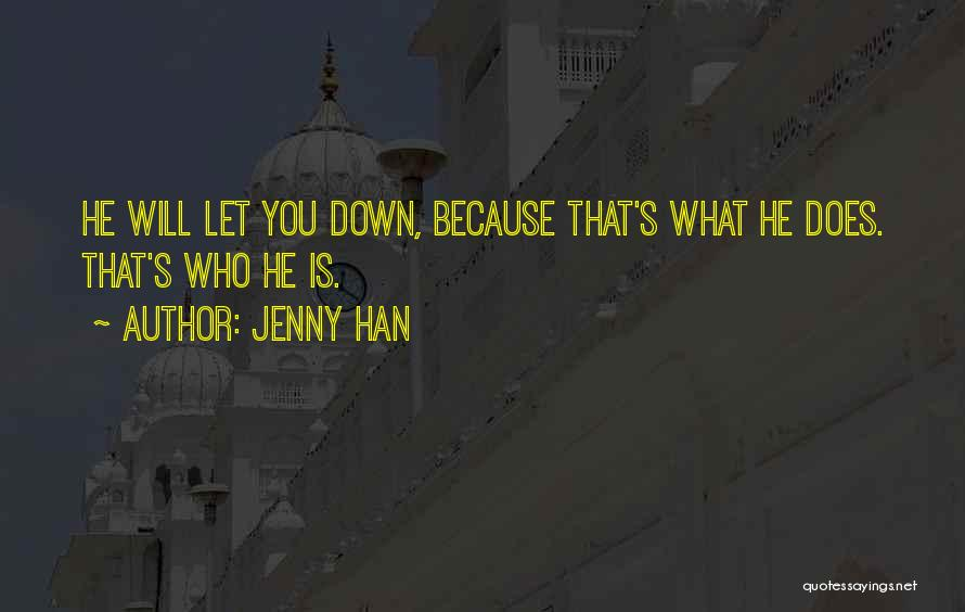Jenny Han Quotes 1030673