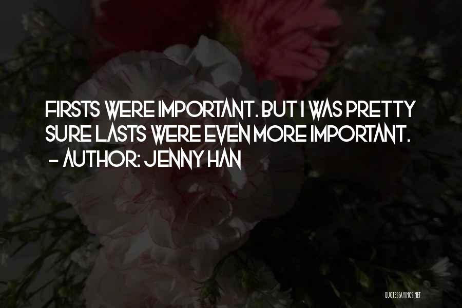 Jenny Han Quotes 1034430