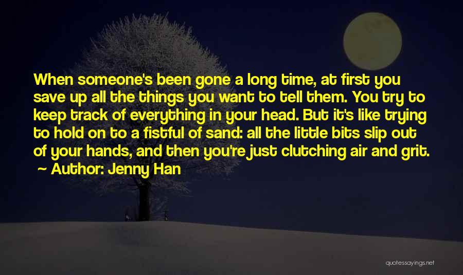 Jenny Han Quotes 1045861