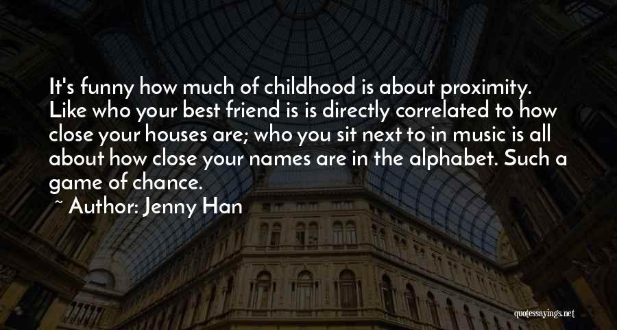Jenny Han Quotes 1166516