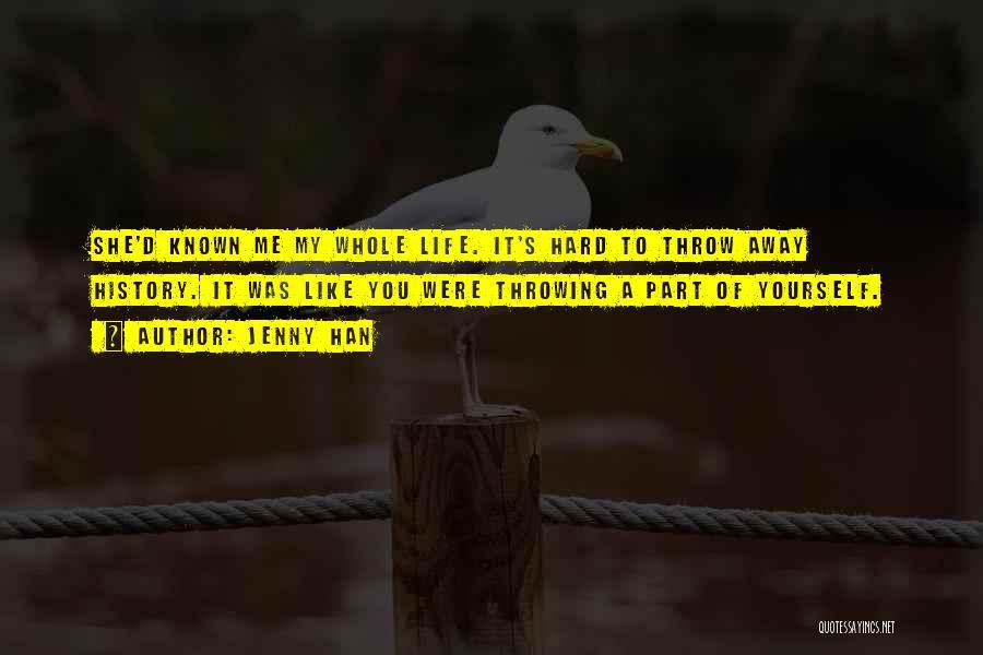 Jenny Han Quotes 1185673