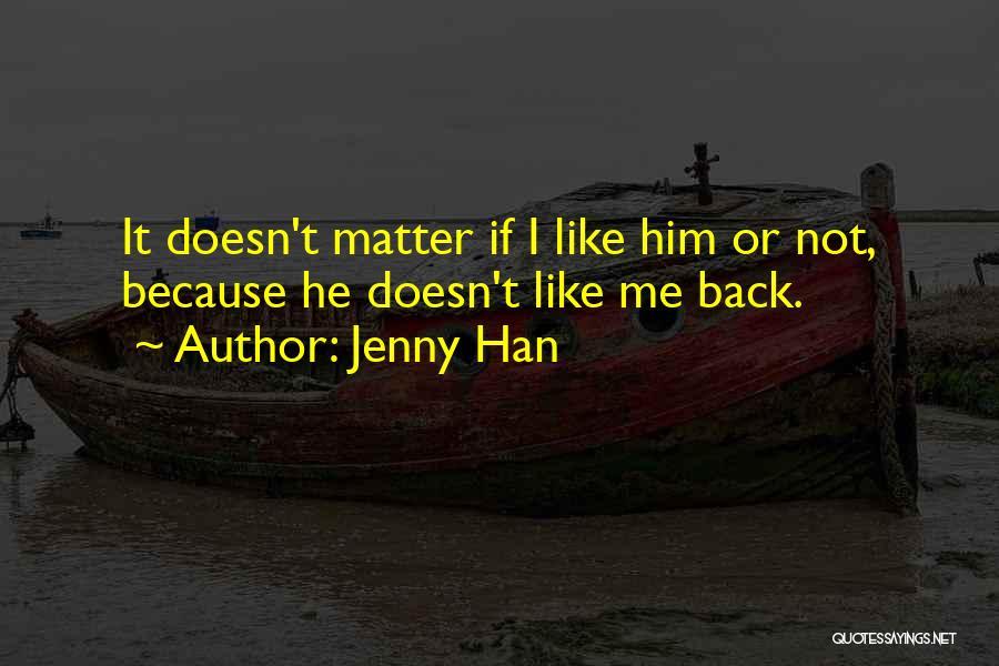 Jenny Han Quotes 1208041