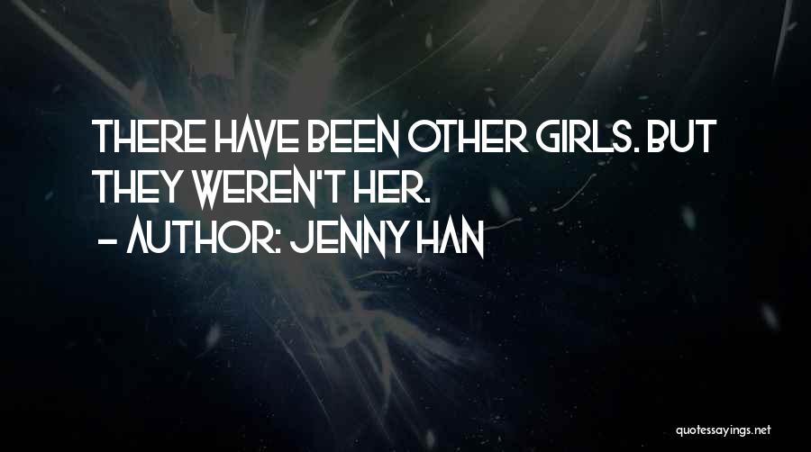 Jenny Han Quotes 121194