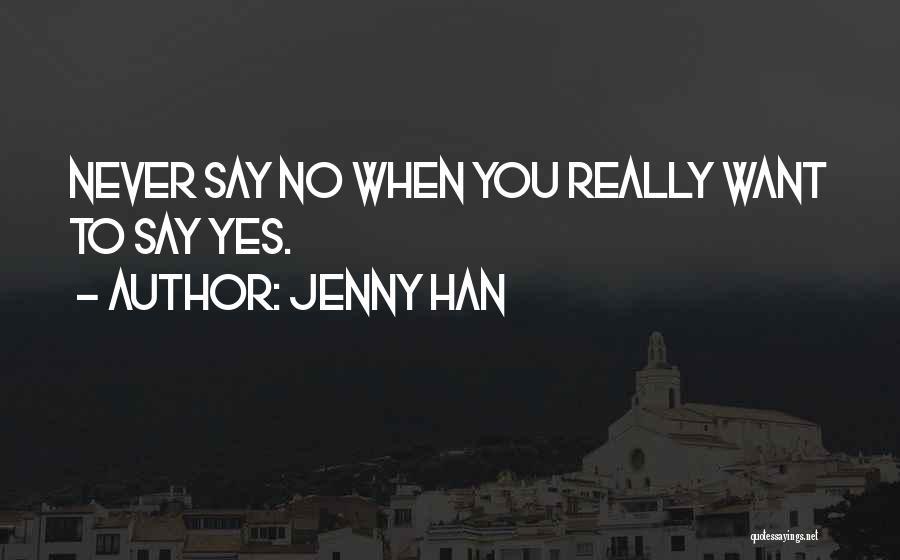 Jenny Han Quotes 1310380