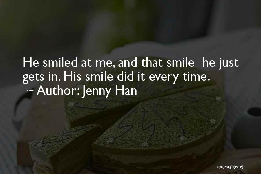 Jenny Han Quotes 1340782