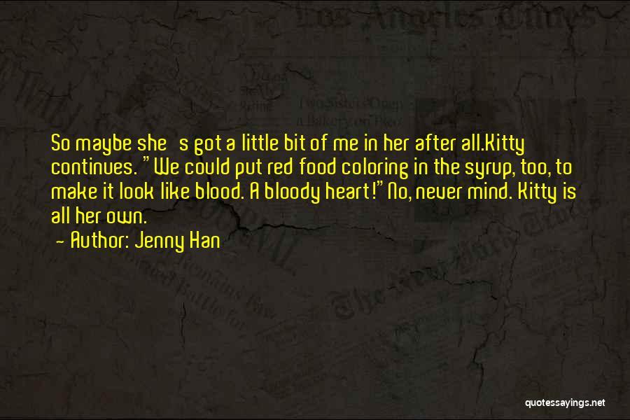 Jenny Han Quotes 1356341