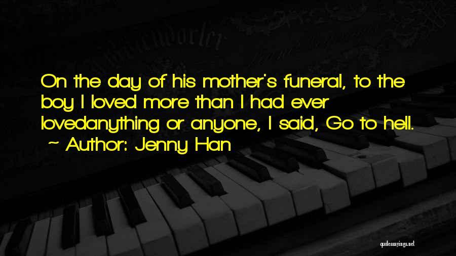 Jenny Han Quotes 1529747
