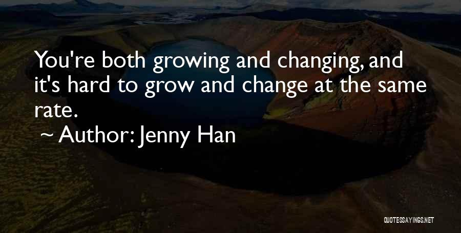 Jenny Han Quotes 1618912