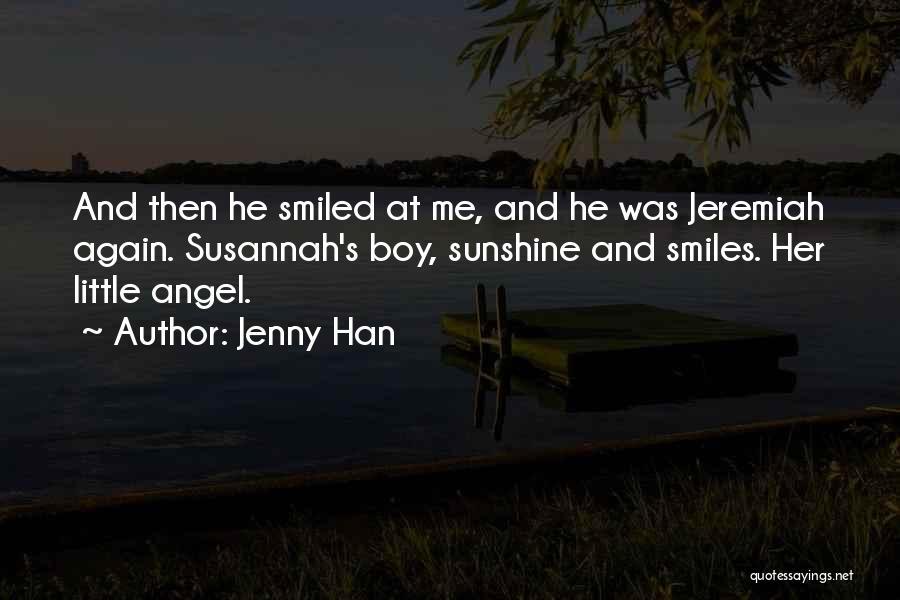 Jenny Han Quotes 163142