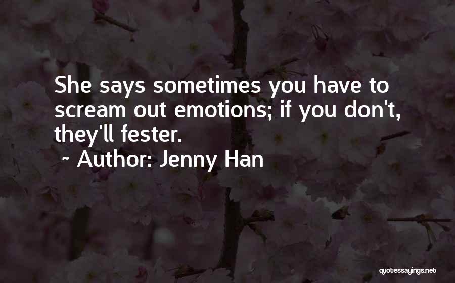 Jenny Han Quotes 1679370