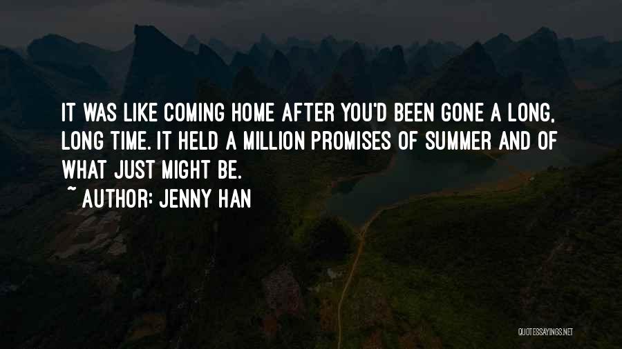 Jenny Han Quotes 1845490