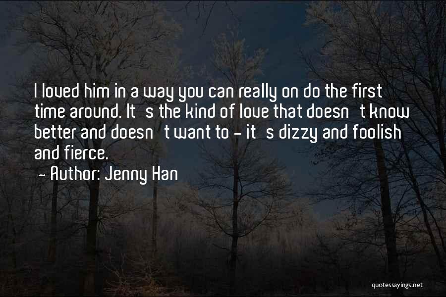 Jenny Han Quotes 1883820