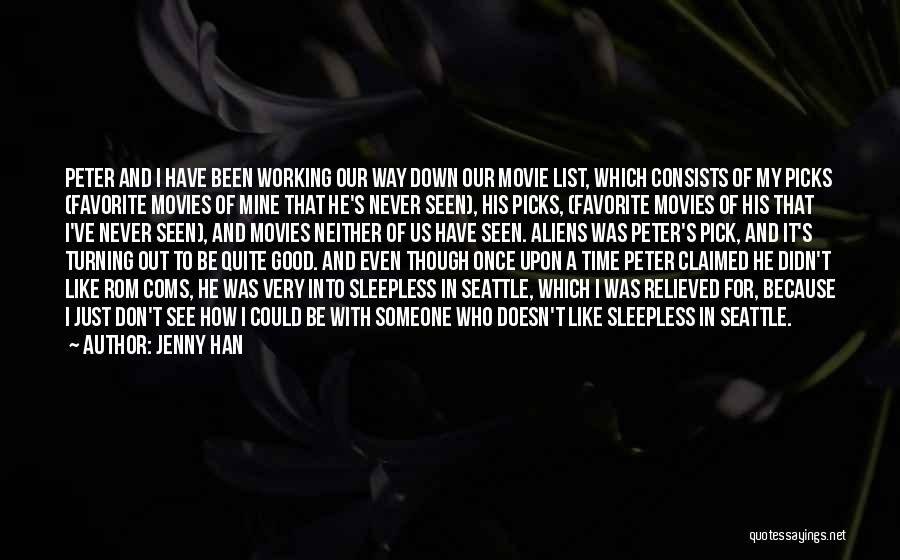 Jenny Han Quotes 1893374