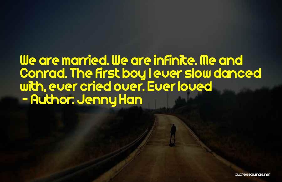 Jenny Han Quotes 1958269