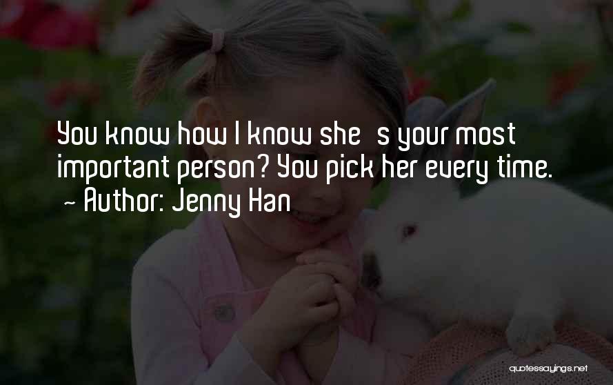 Jenny Han Quotes 1970040