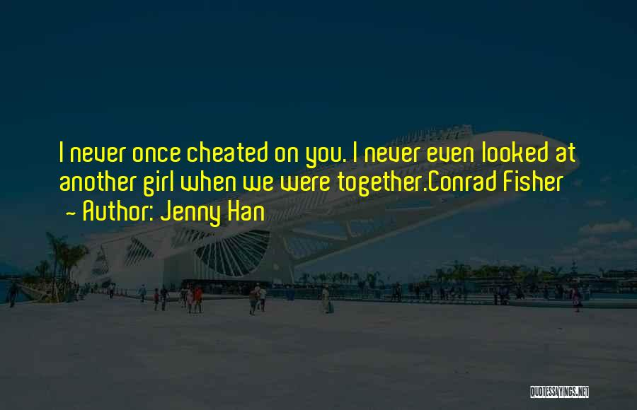 Jenny Han Quotes 1970467