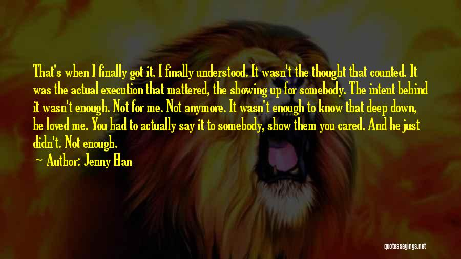 Jenny Han Quotes 2185273