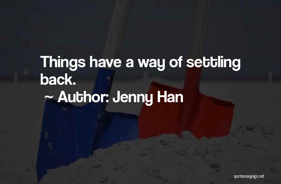 Jenny Han Quotes 2211422