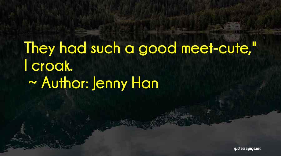 Jenny Han Quotes 2223365