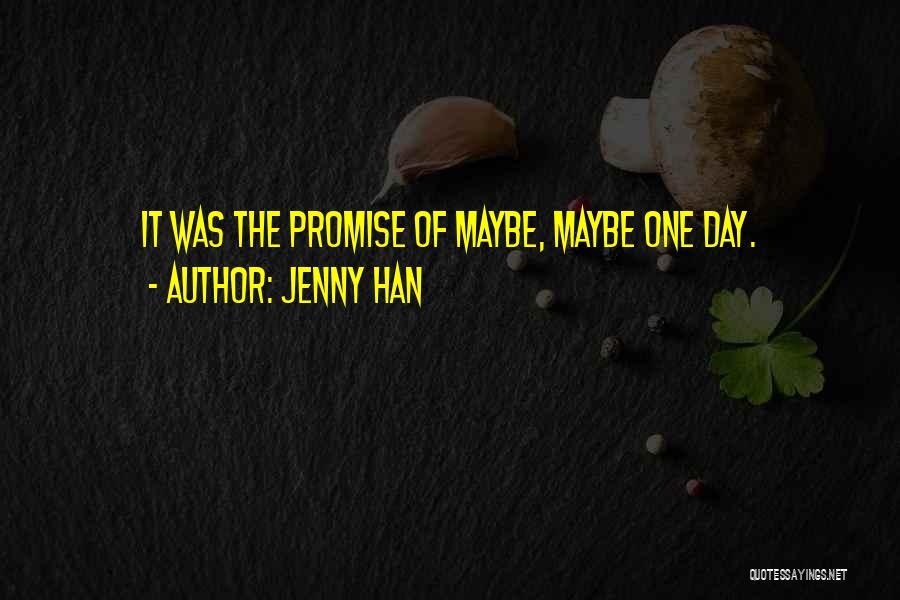 Jenny Han Quotes 2226809