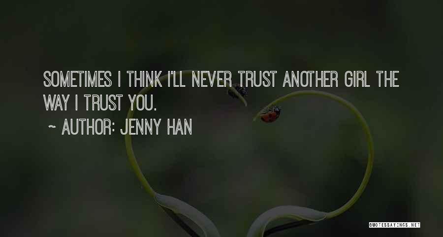 Jenny Han Quotes 237272