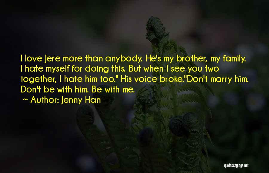 Jenny Han Quotes 241311