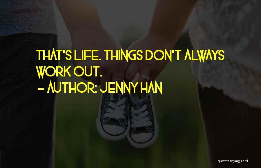Jenny Han Quotes 255721