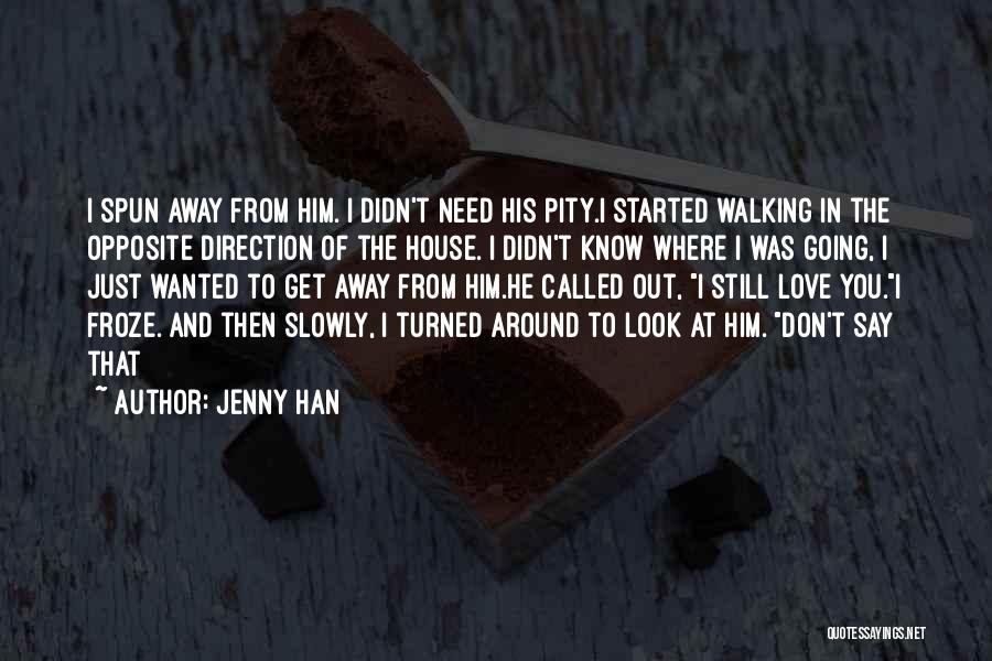 Jenny Han Quotes 337718