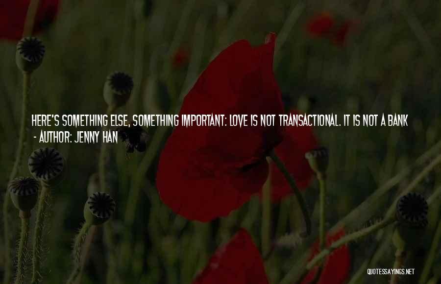 Jenny Han Quotes 410984