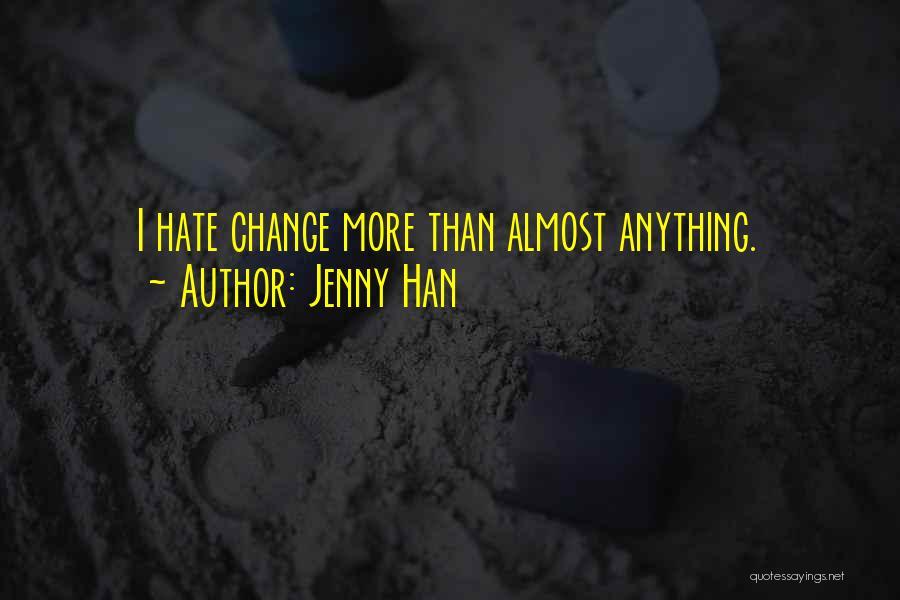 Jenny Han Quotes 540023