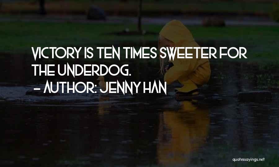 Jenny Han Quotes 567636
