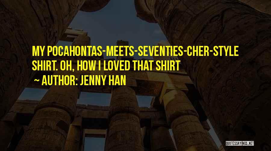 Jenny Han Quotes 591677