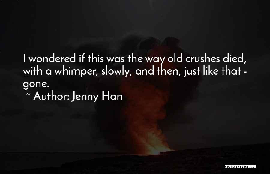 Jenny Han Quotes 601974