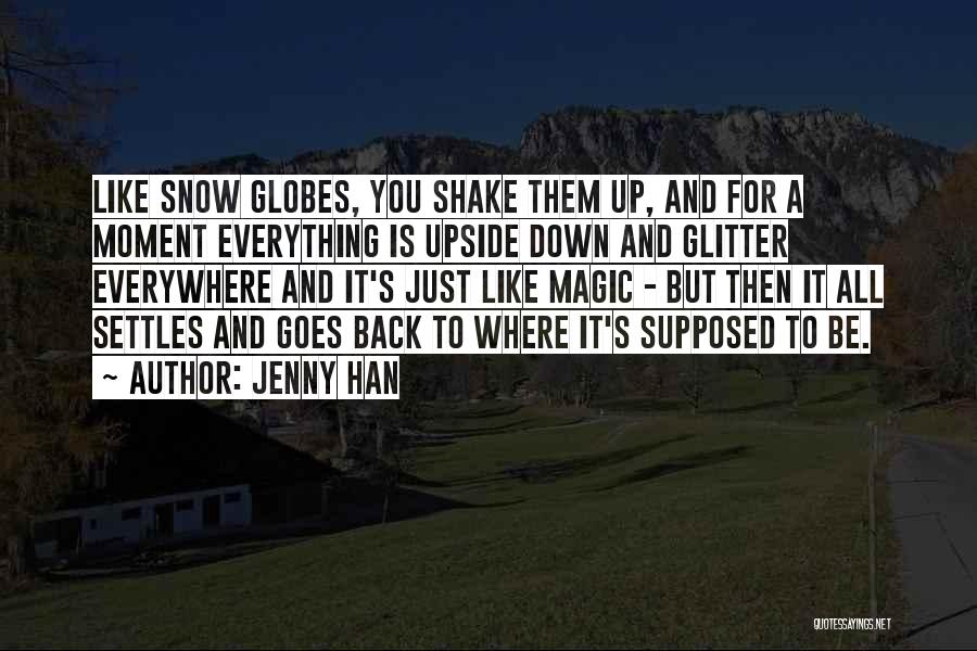 Jenny Han Quotes 617408