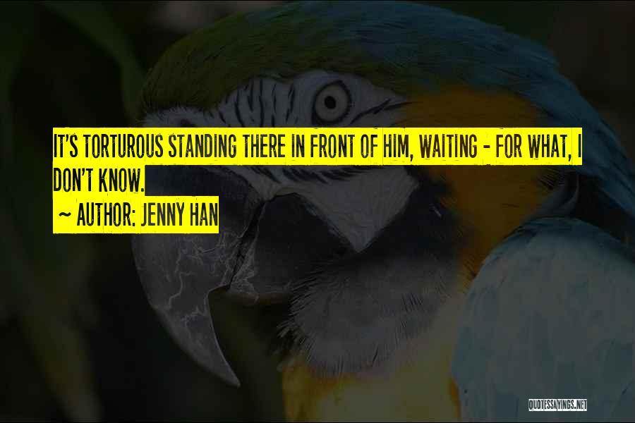 Jenny Han Quotes 623073