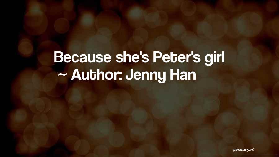 Jenny Han Quotes 778510