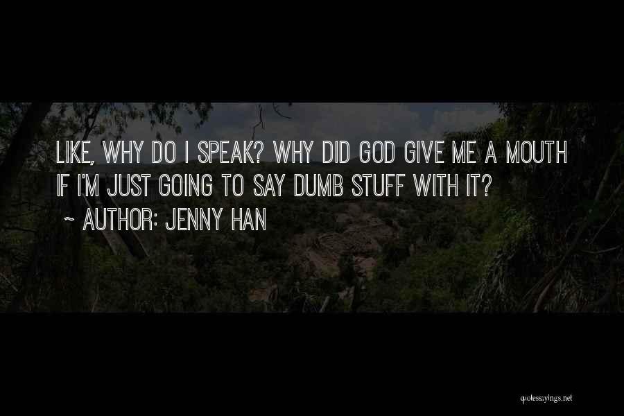 Jenny Han Quotes 797894
