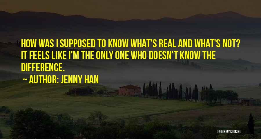 Jenny Han Quotes 881345