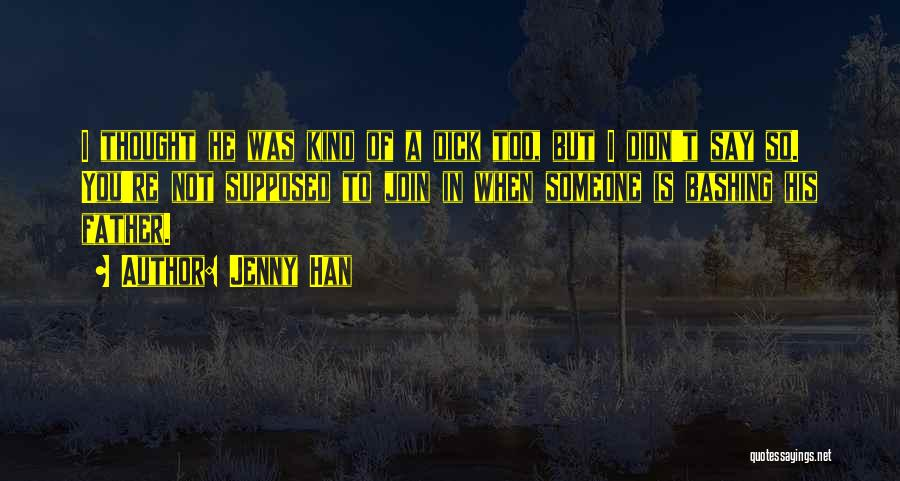 Jenny Han Quotes 900509