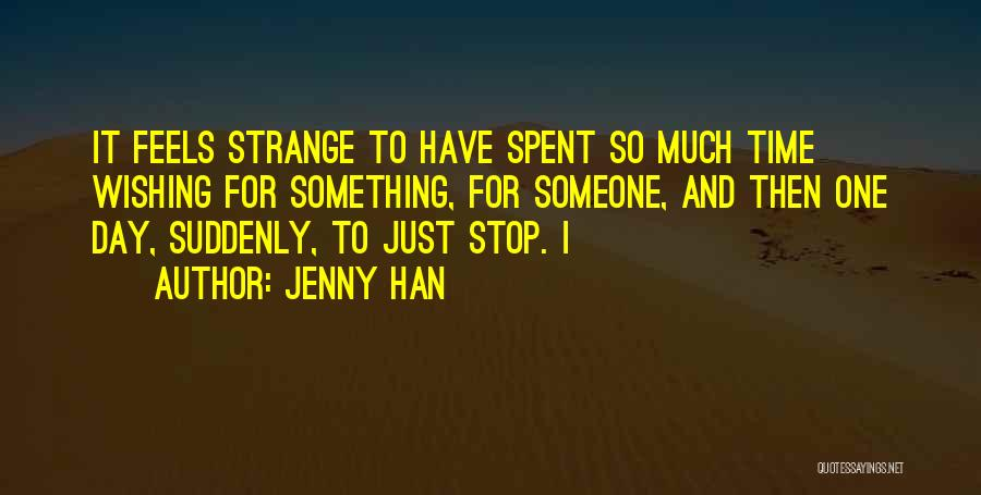 Jenny Han Quotes 953249