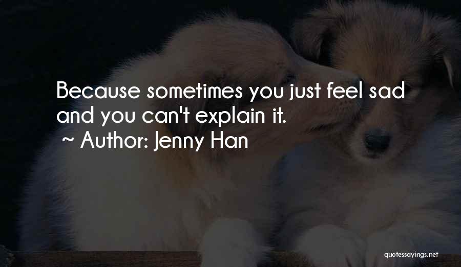 Jenny Han Quotes 993724
