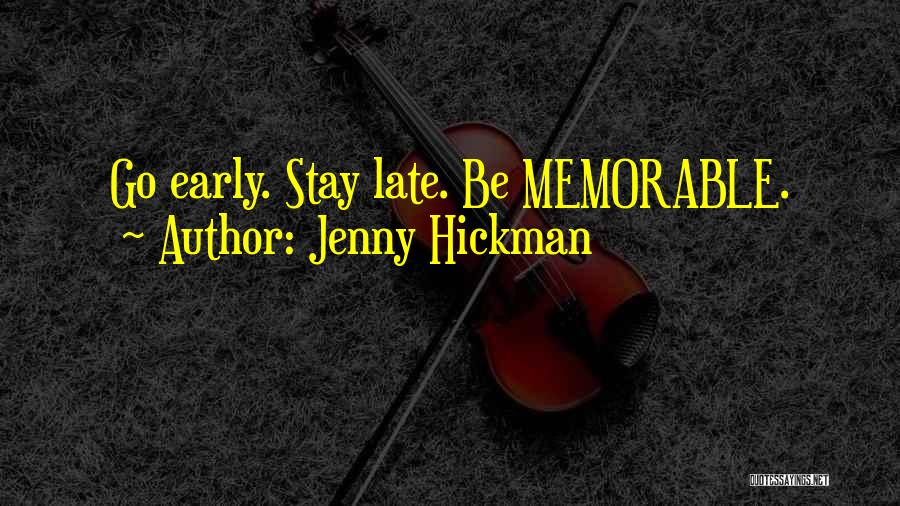 Jenny Hickman Quotes 1532138