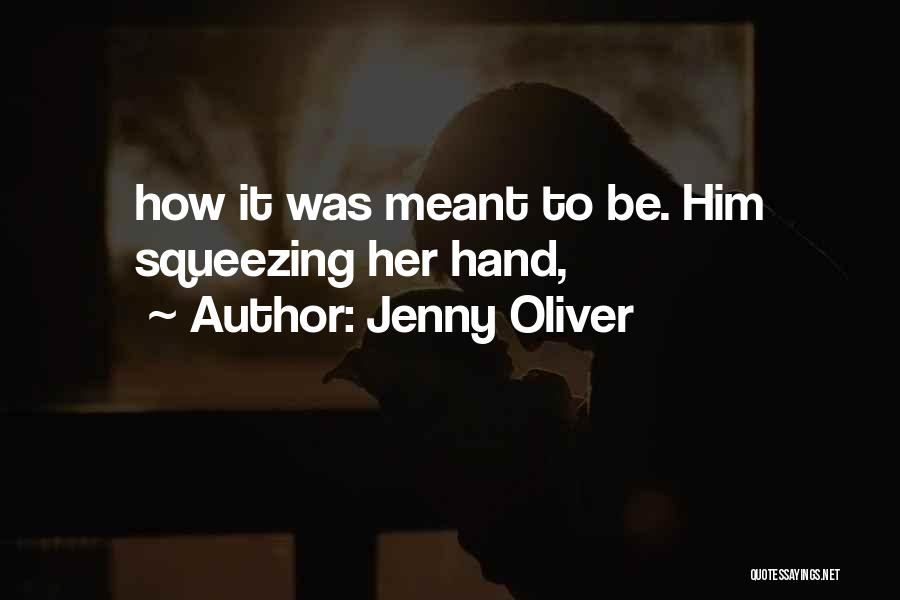 Jenny Oliver Quotes 305052