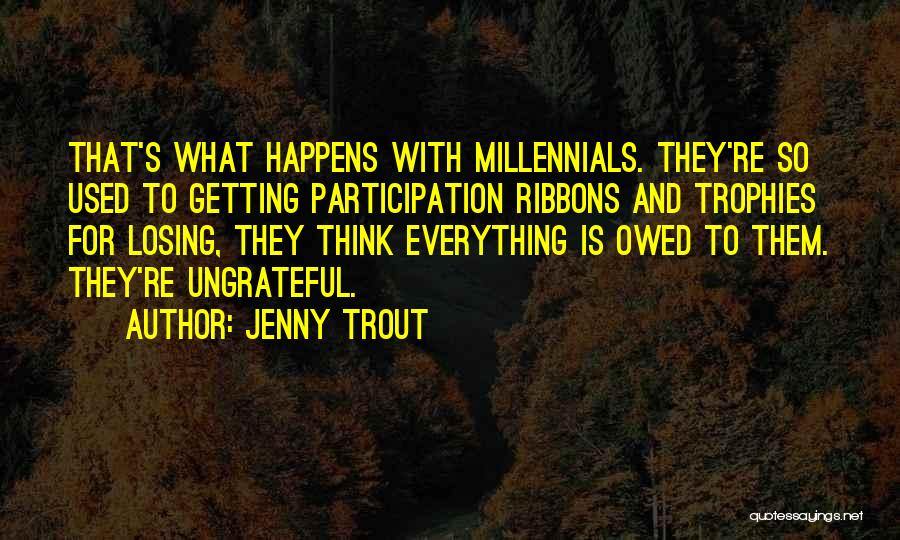 Jenny Trout Quotes 2170428