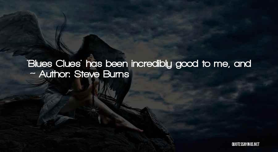 Jeopardize Love Quotes By Steve Burns