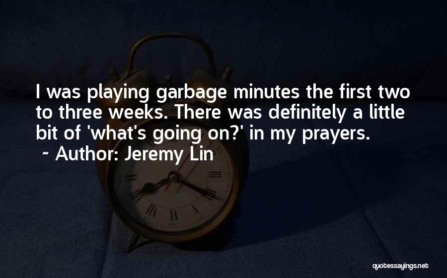 Jeremy Lin Quotes 105393